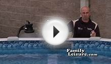 Winterizing PART 1 - How to close a swimming pool for the