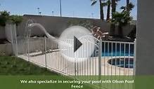 .olsonpoolfence.com Olson Pool Fence Las Vegas, Pool