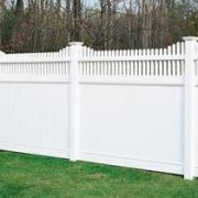 Vinyl Fences Clear Lake City