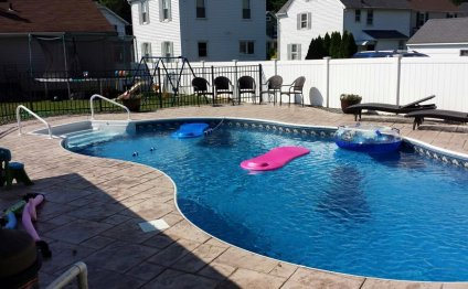 Inground pool Maintenance