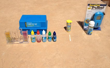 How to Check pool Chemicals?
